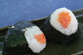 グランプリ「ねぎま(塩)のおにぎり」笹島裕子さん