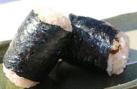 入選「常陸太田の秋の味の宝箱 おにぎり」小口香織さん