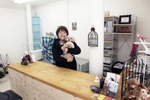 Dog Salon HUGGLE